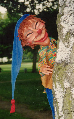 Puppenpavillon Kasper 300