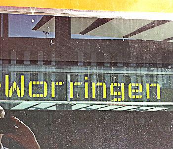 Bahn radiert Düsseldorf aus