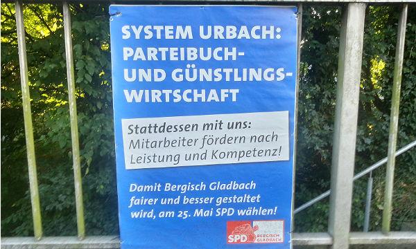 SPD Plakat 600