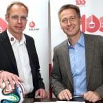 SV 09 verlängert Vertrag mit Sponsor Belkaw