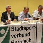 Stadtsportverband stellt sich neu auf