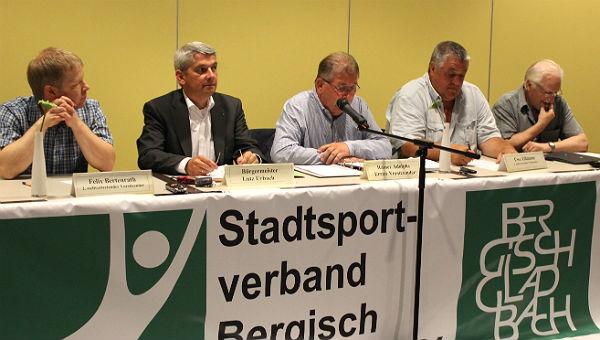 Robert Martin Kraus, Uwe Tillmann, Felix Bertenrath, Rainer Adolphs, Claudia Jenniges sowie Klaus Neubauer.