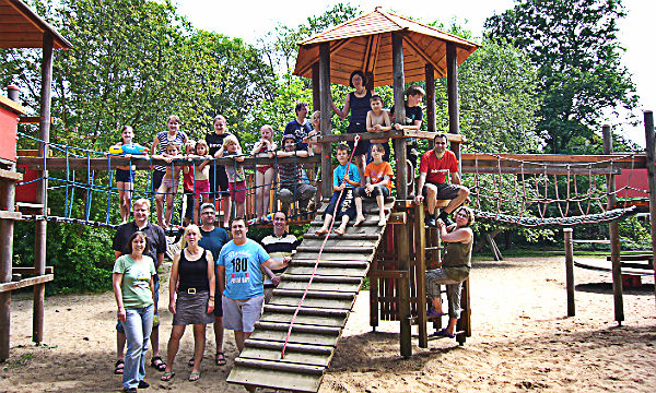 Klettergerüst Russisch : 17 argumente für abenteuerspielplatz gronau