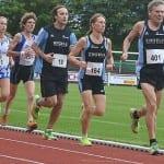 TV Refrath punktet über 5000m bei Bahnlaufserie
