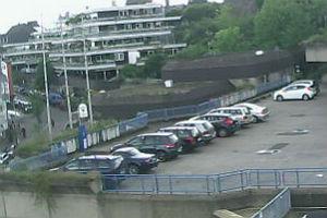 Das traurige Standbild der Webcam, August 2014