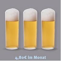 Das Beste aus Bergisch Gladbach für drei Kölsch