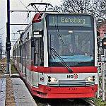 Jede halbe Stunde von Köln nach Bensberg