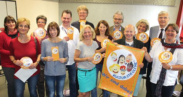 Projekt Kulturstrolche in Bergisch Gladbach