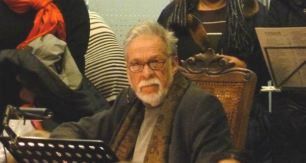 Ulrich Steiner am Regiepult