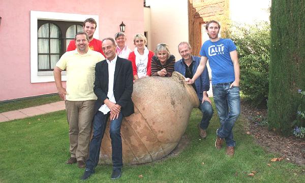 Frank Reiländer, Armin Heutz, Gerd Breidenbach , Verena Koch, Britta Sieß-Plum, Beate Naaf, Joachim Wischet, Christopher Preiß