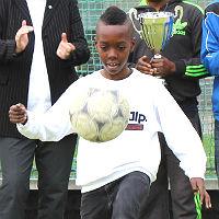 Der Einstieg in die Welt des Fußballs