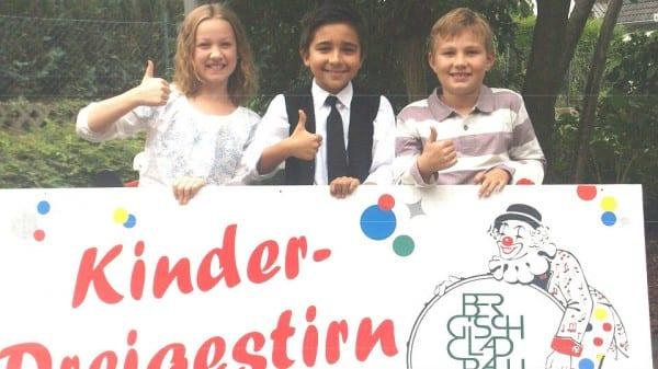 Jungfrau Lenja(Schulz); Prinz Arijan(Anwari); Bauer Erik (Decker)
