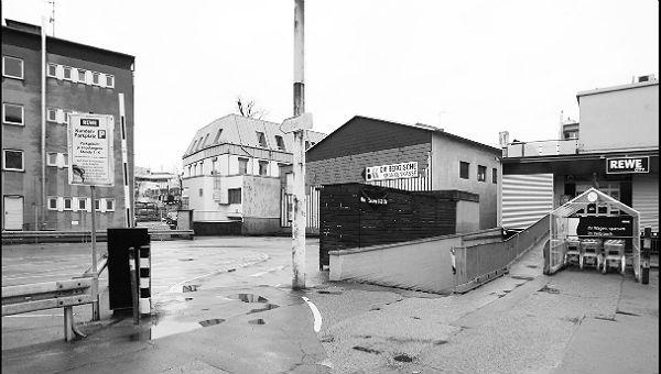 Die Rückseite der Hauptstraße, von der Schnabelsmühle gesehen. Foto: Klaus Hansen