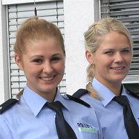 Polizei wird jünger und weiblicher