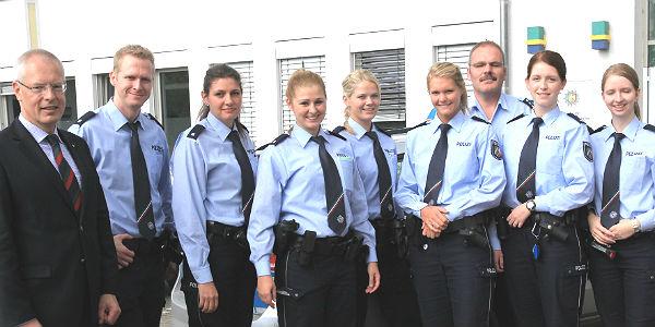 polizei wird j nger und weiblicher b rgerportal bergisch gladbach. Black Bedroom Furniture Sets. Home Design Ideas