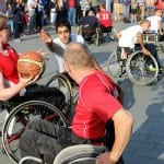 Erst recht: Palästinenser und Israelis spielen gemeinsam