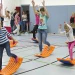 TuS Schildgen weiht neue Halle mit viel Sport ein