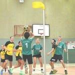 Schildgens Korfballer verspielen den Sieg im Derby