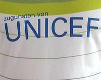 Ehepaar spendiert Trikotwerbung – zugunsten von Unicef