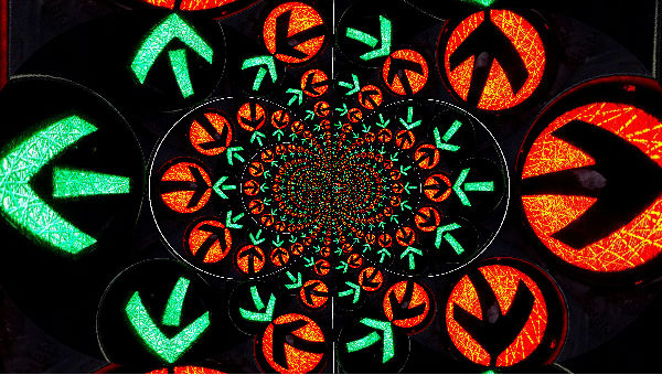 schwarz rot grün ampel 600 kaleidoskop