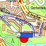 Straßensperrungen am Bockenberg