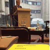 Das Protokoll aus dem Ratsaal: Etat 2015