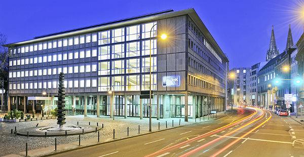 Das Hauptgebäude der IHK Köln. Foto: Olaf-Wull Nickel