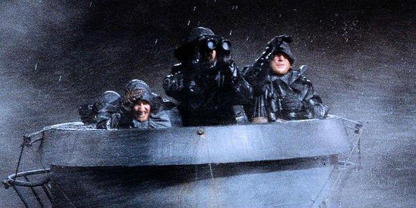 Szene aus dem Film: Das Boot