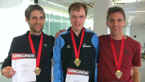 Das Gold-Team in München