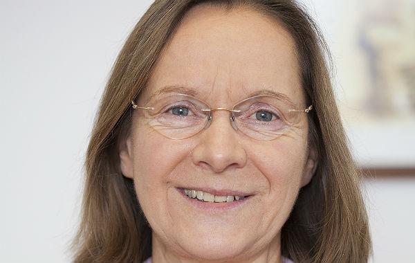 Cornelia Krappitz, neue Krankenhausseelsorgerin in Bergisch Gladbach