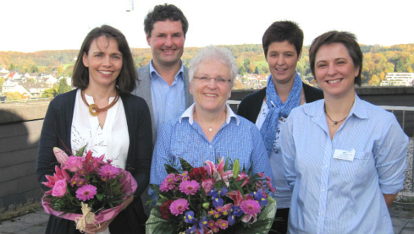 Pamela Ferdinand, Jörg Gommersbach-Löffler, Sue Kirch, Diana Scheider, Alice Semmler
