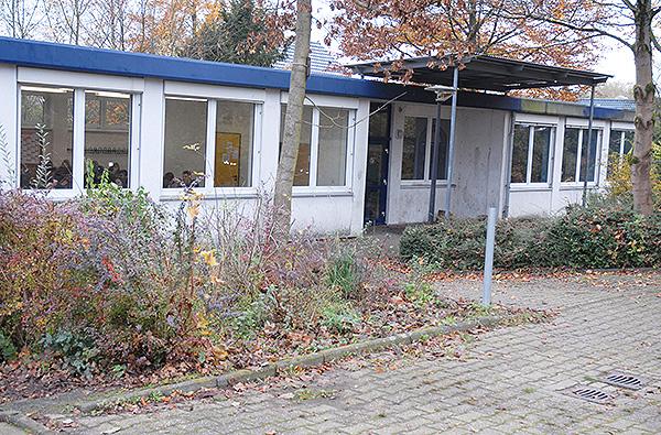 Der Pavillon in Herkenrath