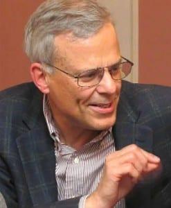 Jörg Krell, Fraktionschef der FDP