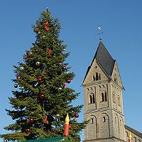 Weihnachten in Bergisch Gladbach 2015