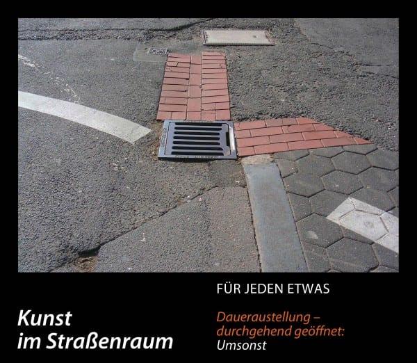 Für jeden etwas: Obere Hauptstraße, Buchmühle/Forum. Foto: Klaus Hansen 2015