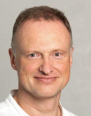 Dr. Rainer Schekelmann, neuer Chefarzt am EVK