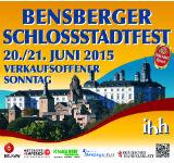 Schlossstadtfest: Klassiker für Groß und Klein in Bensberg
