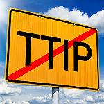 TTIP Ortsschild 150