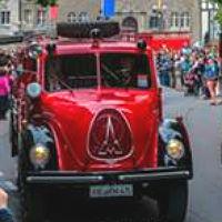 Eine Festtag für alle Feuerwehr-Fans
