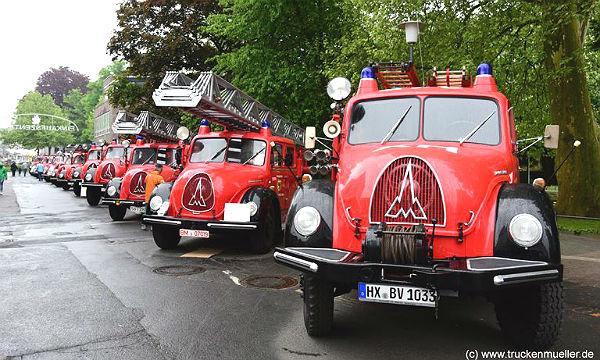 Eine Festtag für alle Feuerwehr-Fans - Bürgerportal Bergisch Gladbach
