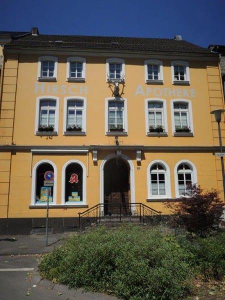 6 erhaltene Fassade 1