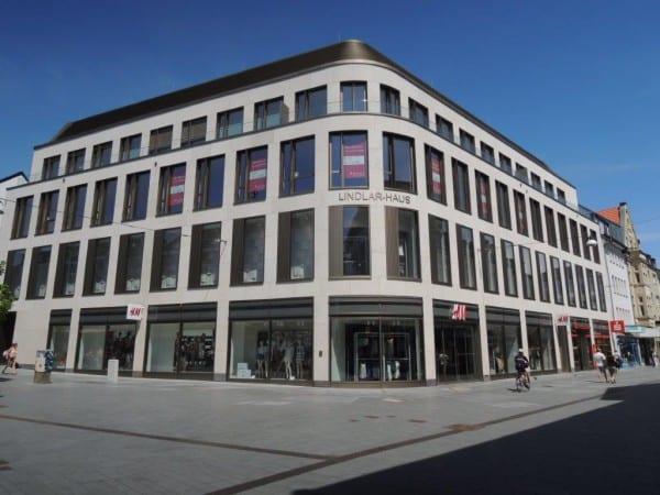 9 moderne Fassade 2