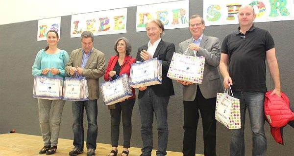 Mascha Ryborsch, Lothar Steinbach, Ana Longobardo, Eduard Kniffler, Friedhelm Sarling, Jens Uwe Lau.