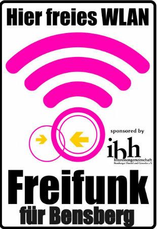 Freies W-Lan für alle in Bensberg