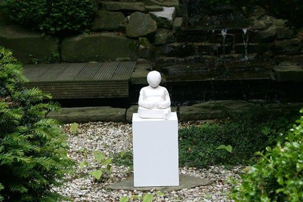 NCG Pütz-Roth  Statue Garten 600