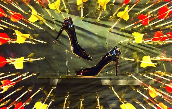 Schuhe 600