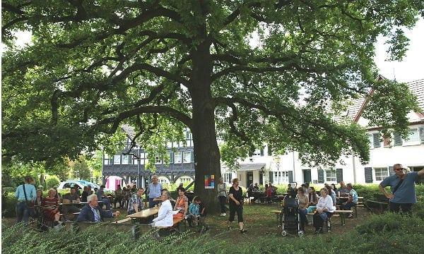 Sommerfest der Gronauer Waldsiedlung in Bergisch Gladbach