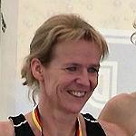 Monika Gippert gewinnt EM-Bronze