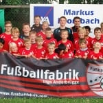 Fußballcamp des TuS Moitzfeld war ein voller Erfolg