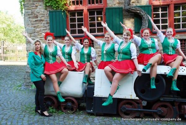 Die Tanzgruppe der BBC. Foto: BBC